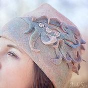 Аксессуары ручной работы. Ярмарка Мастеров - ручная работа Фантазийная шляпка 16004. Handmade.