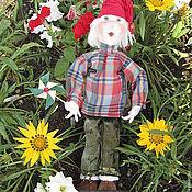 Куклы и игрушки ручной работы. Ярмарка Мастеров - ручная работа гномик Среда. Handmade.