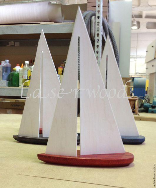 Подарки для мужчин, ручной работы. Ярмарка Мастеров - ручная работа. Купить Лодка. Handmade. Сувенир, яхта