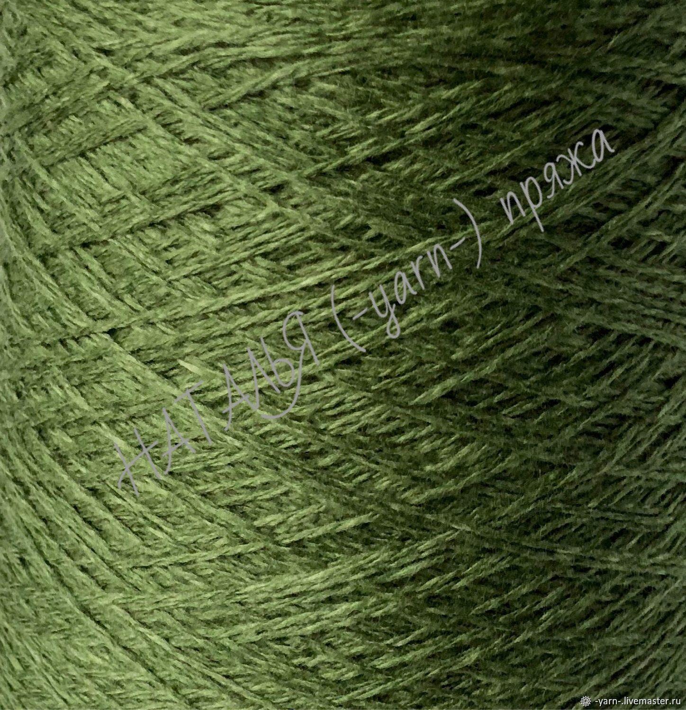 Пряжа Кашемир Harris COARSEHAIR stamp светло-зеленый – купить на Ярмарке Мастеров – I1H4VRU | Пряжа, Санкт-Петербург