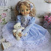 Куклы и пупсы ручной работы. Ярмарка Мастеров - ручная работа Олечка. Handmade.