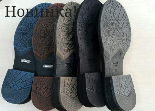 """Другие виды рукоделия ручной работы. Ярмарка Мастеров - ручная работа. Купить Подошва """"Terra -3 """" для женской обуви. Handmade."""