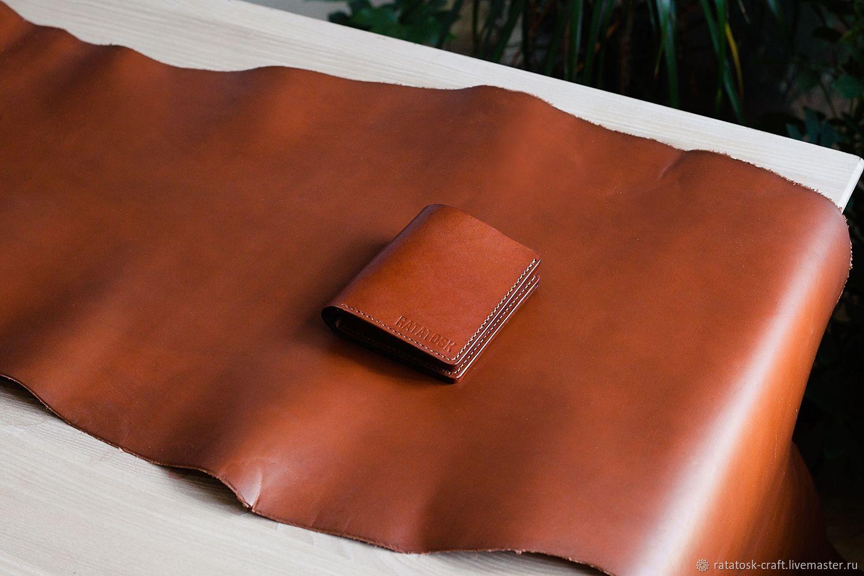 Wallet men's leather Hanover, Wallets, Volgograd,  Фото №1