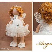 Куклы и игрушки ручной работы. Ярмарка Мастеров - ручная работа Кукла Angelina. Handmade.