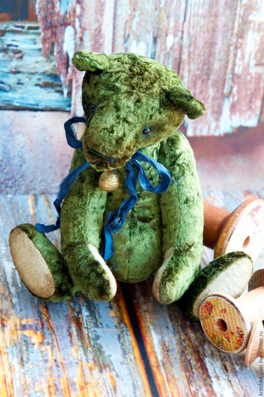 Тедди медведь ЭДВАРД, Игрушки, Казань, Фото №1