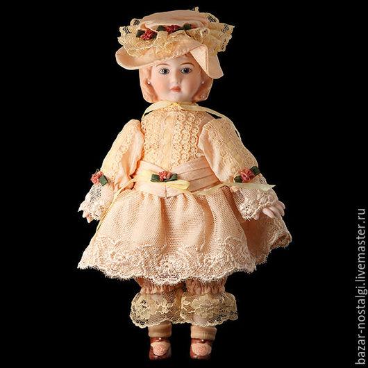 Винтажные куклы и игрушки. Ярмарка Мастеров - ручная работа. Купить Резерв КУКЛА Коллекционная  Georgetown Jumeau Фарфор Бисквит Новая. Handmade.