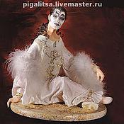 """Куклы и игрушки ручной работы. Ярмарка Мастеров - ручная работа кукла""""Мадам"""". Handmade."""