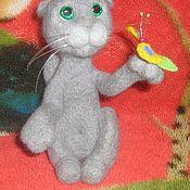 Куклы и игрушки ручной работы. Ярмарка Мастеров - ручная работа Вислоухий шалун. Handmade.