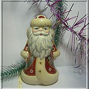 Подарки к праздникам handmade. Livemaster - original item Grandfather Frost. REAL RUSSIAN. Handmade.
