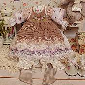 Куклы и игрушки handmade. Livemaster - original item Clothes for dolls. Kit stitched doll Valencia.. Handmade.