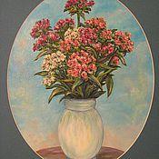 """Картины и панно ручной работы. Ярмарка Мастеров - ручная работа """"Цветы"""". Handmade."""