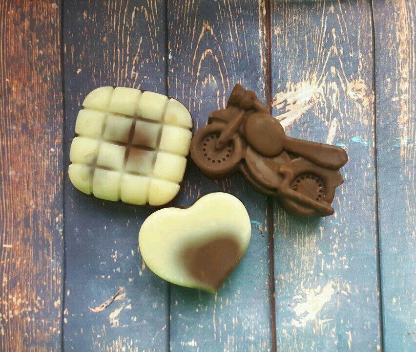 Шоколадное мыло, Мыло, Иркутск,  Фото №1