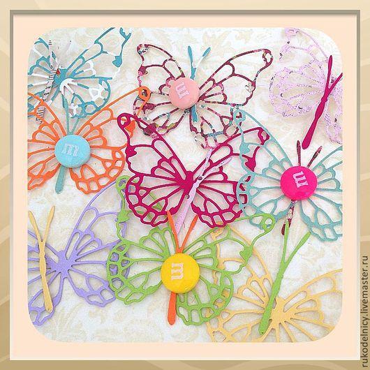 Вырубка для Фантазийные бабочки