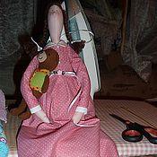 Куклы и игрушки ручной работы. Ярмарка Мастеров - ручная работа Желалочка (беременюшка). Handmade.