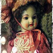 Куклы и игрушки ручной работы. Ярмарка Мастеров - ручная работа Розовопудровое....Без названия.... Handmade.