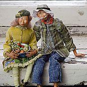 """Куклы и игрушки ручной работы. Ярмарка Мастеров - ручная работа """"Яблоневый сад"""". Handmade."""