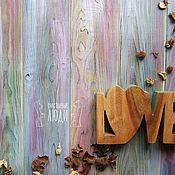 Фотофоны ручной работы. Ярмарка Мастеров - ручная работа Деревянный фотофон, двусторонний фотофон, фотофон из дерева. Handmade.