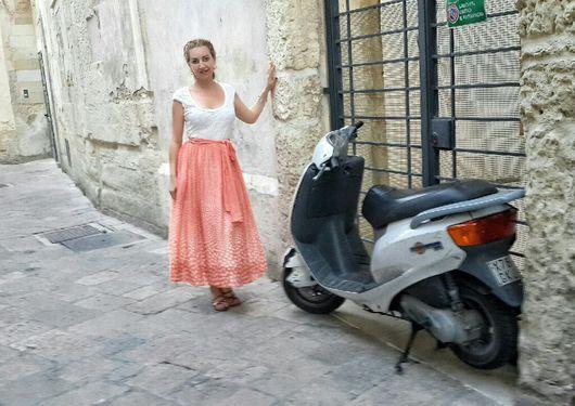 Платья ручной работы. Ярмарка Мастеров - ручная работа. Купить Платье в горох (скидка 30%). Handmade. Летнее платье, в горошек