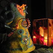Куклы и игрушки ручной работы. Ярмарка Мастеров - ручная работа `Хранитель вещих сновидений` Декоративная игрушка. Handmade.