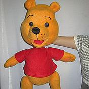 Куклы и игрушки handmade. Livemaster - original item Puppet show Winnie the Pooh.. Handmade.