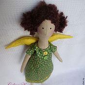 Куклы и игрушки ручной работы. Ярмарка Мастеров - ручная работа Феечка летняя. Handmade.