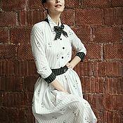 Одежда handmade. Livemaster - original item Dress-shirt