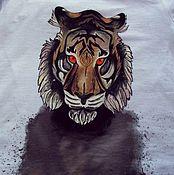 Одежда ручной работы. Ярмарка Мастеров - ручная работа Тигр. Handmade.