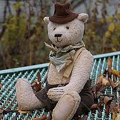 Куклы и игрушки ручной работы. Ярмарка Мастеров - ручная работа Мишка Генрих. Handmade.