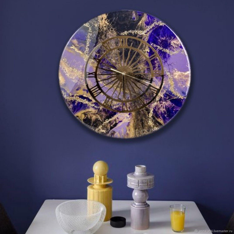Мистический космос, Часы классические, Москва,  Фото №1