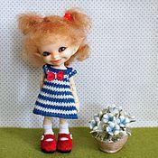 Куклы и игрушки ручной работы. Ярмарка Мастеров - ручная работа Туфельки для RealPuki девочки. Handmade.