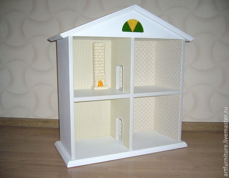 Купить мебель для кукольного домика своими руками