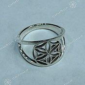 Русский стиль handmade. Livemaster - original item Gromovnik Ring. Handmade.