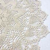 Для дома и интерьера handmade. Livemaster - original item Star napkin. Handmade.