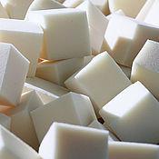 Работы для детей, ручной работы. Ярмарка Мастеров - ручная работа поролоновая заготовка для кубика. Handmade.