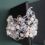 Украшения handmade. Livemaster - original item Bracelet Magellanic Cloud (option). Handmade.