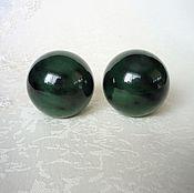 Фен-шуй и эзотерика handmade. Livemaster - original item Balls of jade. Handmade.