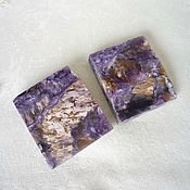 Материалы для творчества handmade. Livemaster - original item samples of charoite. Handmade.