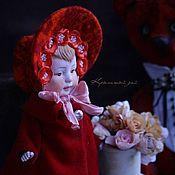 Куклы и игрушки ручной работы. Ярмарка Мастеров - ручная работа Куколка из антикварных деталей Маргарита и Филипп. Handmade.