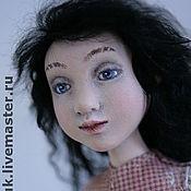 """Куклы и игрушки ручной работы. Ярмарка Мастеров - ручная работа Кукла """"Колыбель для кошки"""" игра"""". Handmade."""