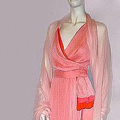 Одежда handmade. Livemaster - original item Wedding dress made of chiffon