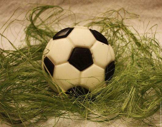 Футбол.Подарок для мужчин. Физруку. Мужские подарки.Edenicsoap.