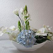 Цветы и флористика ручной работы. Ярмарка Мастеров - ручная работа Есть, есть душа у цветов..... Handmade.