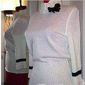 """Одежда ручной работы. Ярмарка Мастеров - ручная работа Свитер """" С изюминкой"""". Handmade."""