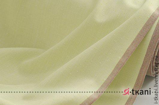 015-006 Эко-стиль зелёный с крапинкой.   33%-вискоза, 67%-п/э.  Россия. Ширина 150см +/-2см.  Цена 430руб