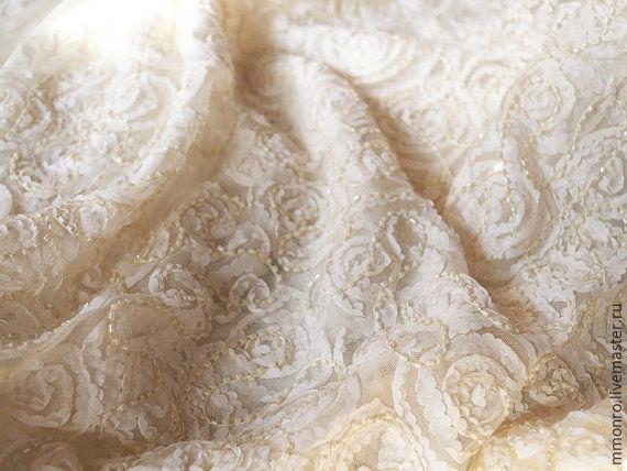 Элитная ткань для платья купить