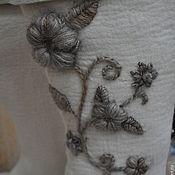 Картины и панно ручной работы. Ярмарка Мастеров - ручная работа Авторская вышивка на ваших изделиях. Handmade.