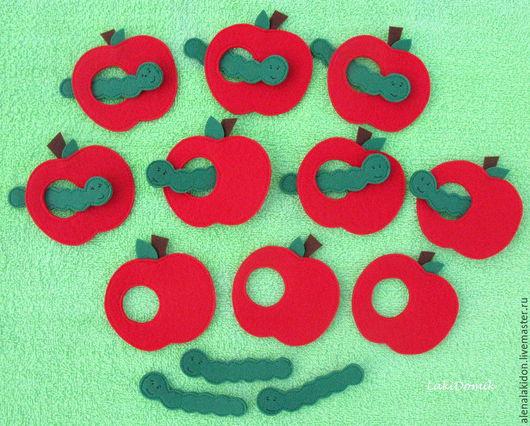 Развивающие игрушки ручной работы. Ярмарка Мастеров - ручная работа. Купить Счетный материал. Handmade. Серый, для детей