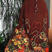 """Одежда ручной работы. Ярмарка Мастеров - ручная работа Юбка """"Листопад"""". Handmade."""