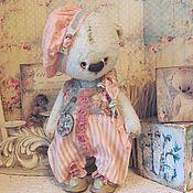 Куклы и игрушки ручной работы. Ярмарка Мастеров - ручная работа Мишка Минт. Handmade.