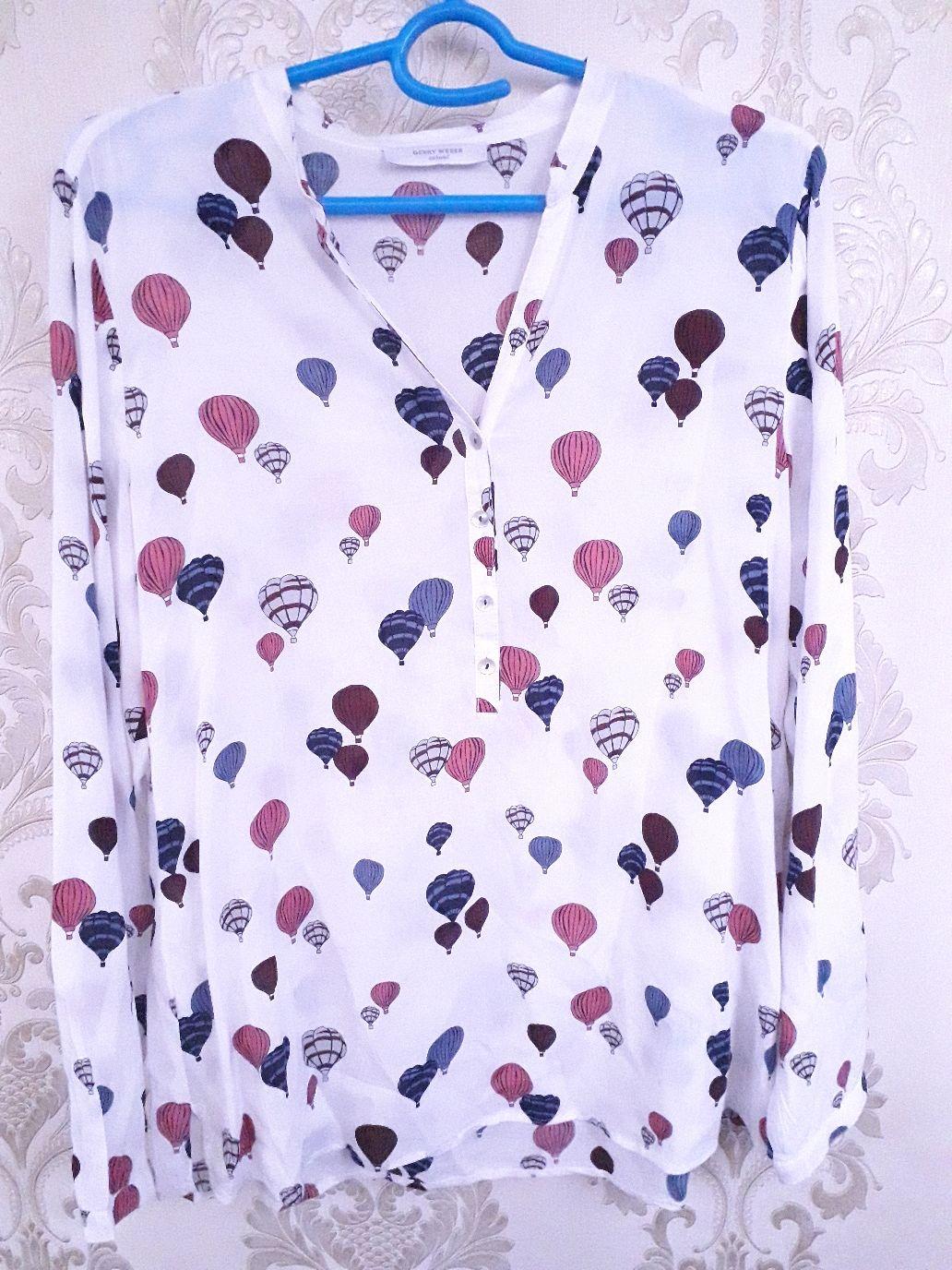 Винтаж: Блузка из вискозы .Gerry Weber, Одежда винтажная, Новороссийск,  Фото №1
